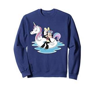 Disney Minnie Pool Float Sweatshirt