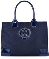Tory Burch Ella Nylon Tote Bag, French Navy