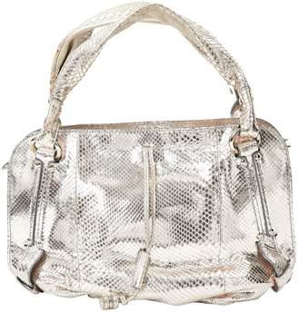 Celine Silver Exotic leathers Handbags