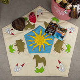 Kiddiewinkles Children's Cowboy Themed Floor And Play Mat