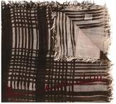 Faliero Sarti abstract print scarf