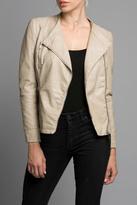 Apricot Lane St. Cloud Vegan Leather Jacket