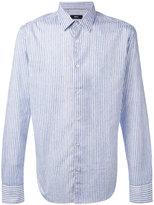 HUGO BOSS striped shirt - men - Cotton - XL