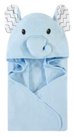 Hudson Baby Boys and Girls Hooded Towel