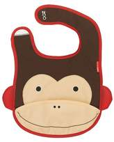 Skip Hop Zoo Little Kids & Toddler Tuck-Away Bib - Owl