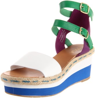 N.Y.L.A. Women's Tarah Wedge Sandal