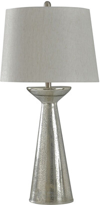 Stylecraft Style Craft 34In Empire Northbay Mercury Table Lamp