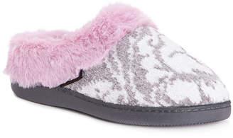 Muk Luks Trina Womens Clog Slippers