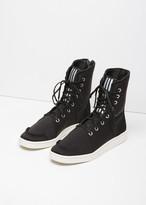 Yohji Yamamoto High Top Sneaker