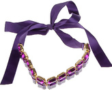 Jeweled Choker/Headband