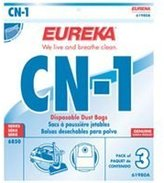 Eureka 61980 Style Cn-1 Disposable Dust Bags - (3 Bags Per Pack)