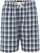 Howick Large Gingham Print Pyjama Short