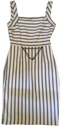 Miu Miu Multicolour Cotton - elasthane Dresses