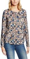 Gerry Weber TAIFUN by Women's Long Sleeve Blouse - Multicoloured -