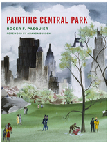 Abrams Painting Central Park