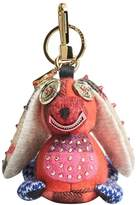 Burberry Gareth The Spaniel Knitted Charm