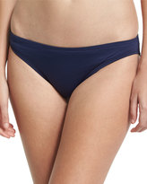 Vince Camuto Classic Solid Swim Bottom, Navy