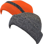 JCPenney QuietWear Reversible Knit Cuff Beanie