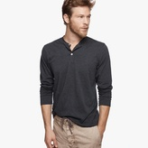 James Perse Cotton Cashmere Henley