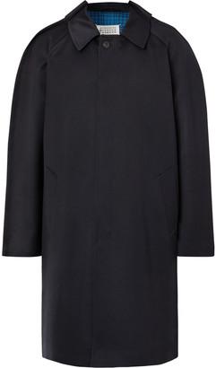 Maison Margiela Wool-Twill Trench Coat
