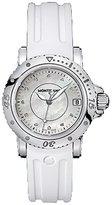 Montblanc Women's Sport 103893 Rubber Swiss Quartz Watch
