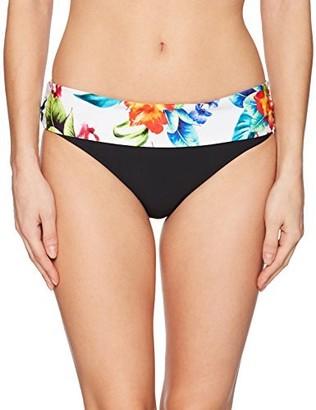 Athena Women's Banded Swimsuit Bikini Bottom