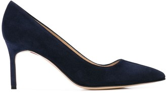 Manolo Blahnik BB7 pointed toe pumps