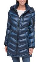 Andrew Marc Ladies' Long Down Jacket (L, )