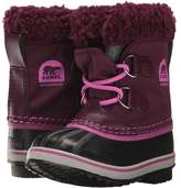 Sorel Yoot Pac Nylon Girls Shoes