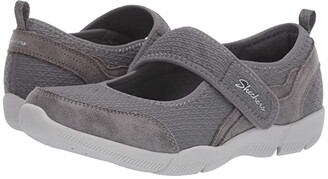 Skechers Be-Lux (Charcoal) Women's Shoes