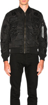 Marcelo Burlon County of Milan Pissis Alpha MA-1 Jacket