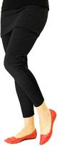 Magid Black Skirted Leggings - Plus Too