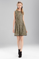 Josie Natori All Over Sequins Dress