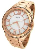 GUESS GUESS? Women's U15503L1 Rose-Gold Stainless-Steel Quartz Watch with Dial