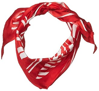 Lauren Ralph Lauren Cassie (Orient Red) Scarves