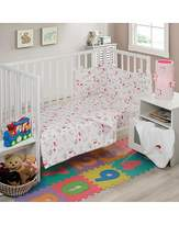 Clair De Lune Four Piece Cot/Cot Bed Set