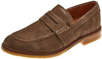 Clarks Men's Clarkdale Flow Loafers, Brown (Mahogany Leather -)