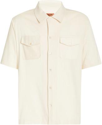 Missoni Cotton Button-Down Shirt