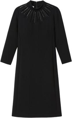 Lafayette 148 New York Adira Embellished Dress