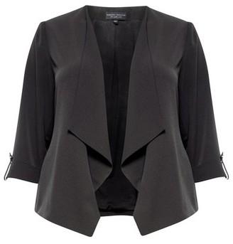 Dorothy Perkins Womens Dp Curve Black Waterfall Jacket, Black