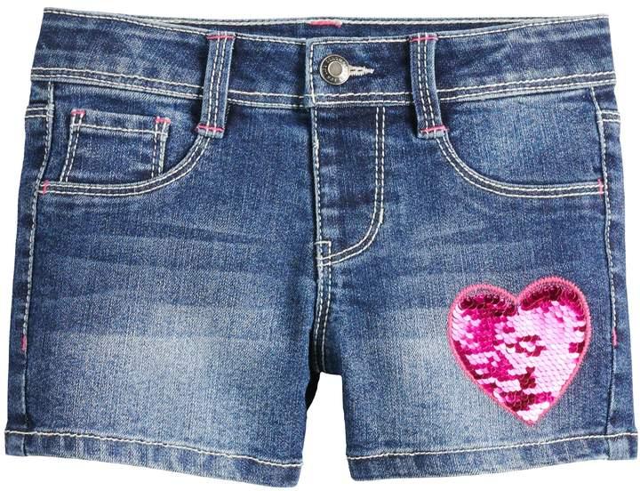 a22c142ff6 Kids Sequin Shorts - ShopStyle