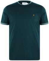 Farah Graves Ringer T Shirt