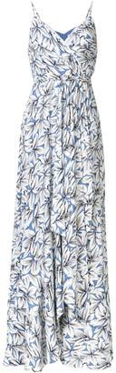 Jonathan Simkhai Ava floral-print dress