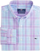 Vineyard Vines New Providence Plaid Classic Tucker Shirt