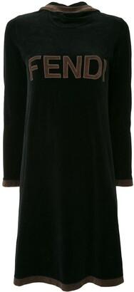 Fendi Pre-Owned long sleeve dress
