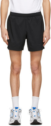 Reebok Classics Black Two-In-One Shorts