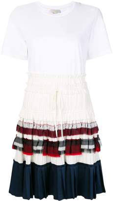 3.1 Phillip Lim Pleated Skirt Dress