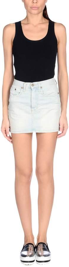 Please Denim skirts