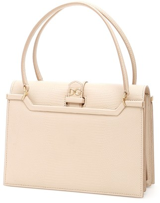 Dolce & Gabbana Ingrid Small Tote Bag