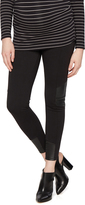 A Pea in the Pod Rachel Zoe Secret Fit Belly Ponte Maternity Leggings
